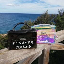 """Tasche """"Forever Young"""""""