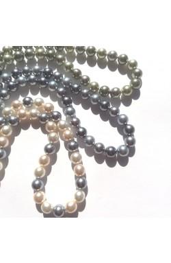 """Mallorca Perlenkette """"Tricolor"""""""