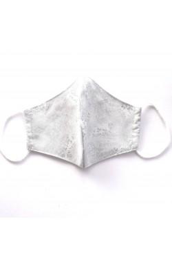"Stoffmaske ""Silver"""