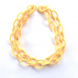 "Gliederkette ""Yellow"""