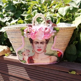 "Korb ""Frida-Rosa"""