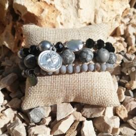 """Armbänder """"Stones"""""""