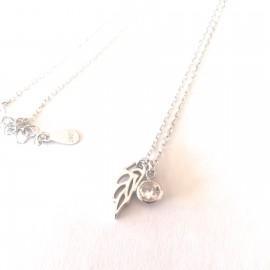 """Silberkette """"Wings"""""""