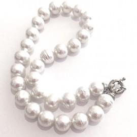 """Mallorca Perlenkette """"Barocca-small"""""""