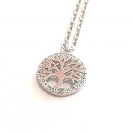 """Silberkette """"Lebensbaum"""""""