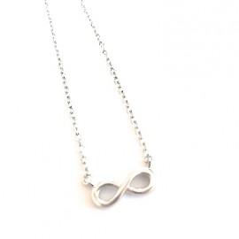 "Silberkette ""Infinity"""